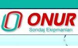 ONUR Sondaj Ekipman Yedek Parçaları Konya